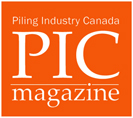 Piling Industry Canada