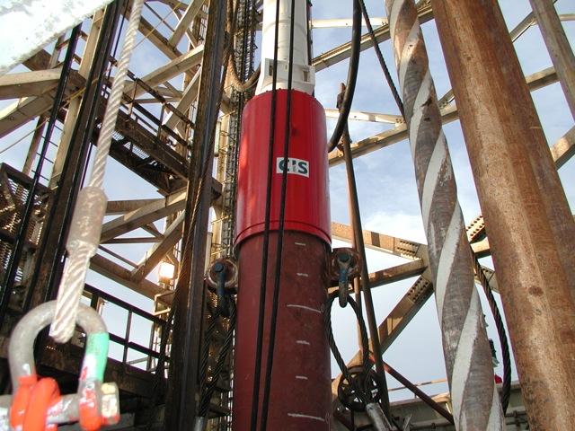 A) CIS - Australia hydraulic hammer